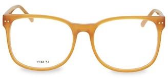 Linda Farrow 59MM Round Novelty Optical Glasses