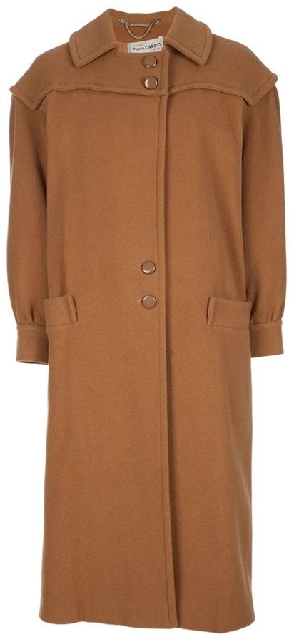 Pierre Cardin Vintage camel coat