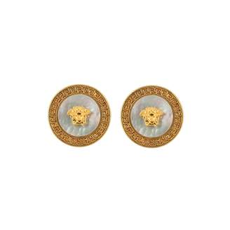 Versace Icon Earrings In The Shape Of A Jellyfish Head