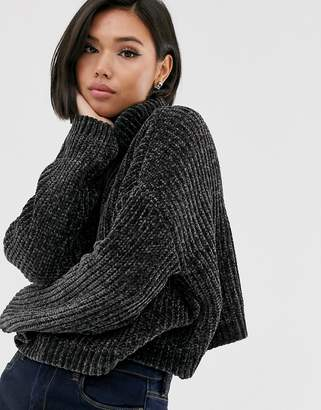 Blank NYC roll neck jumper