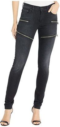 Hudson Jeans Nico Mid-Rise Super Skinny in Sensation (Sensation) Women's Jeans