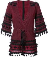 Dodo Bar Or - Yefet short romper - women - Cotton - S