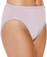 Jockey Nylon High Seamless French Cut Panty