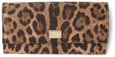 Dolce & Gabbana leopard print purse