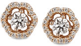 LeVian Le Vian Diamond Diamond Stud Earrings (3/8 ct. t.w.) in 14k Rose Gold