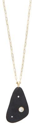 Cvc Stones Mythic Diamond & 18kt Gold Necklace - Womens - Gold