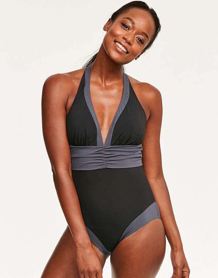 61980037e9 Figleaves Black One Piece Swimsuits For Women - ShopStyle UK