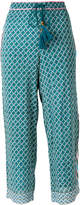Talitha flared casual trousers