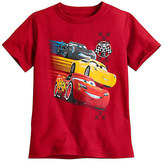Disney Cars 3 Tee for Boys - Red