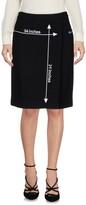 Moschino Knee length skirts - Item 35299140