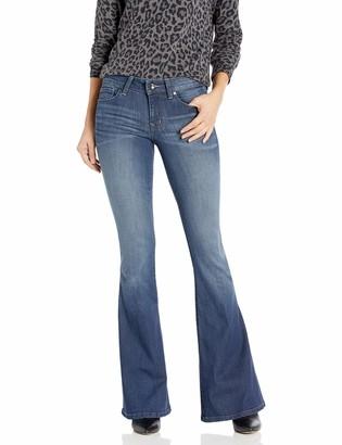 Level 99 Women's Signature 5-Pocket Flare Leg Jean