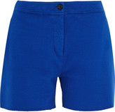 Acne Studios Gioia cotton-blend jersey shorts