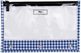 Scout Bags SCOUT Bags Totebags - Blue Brooklyn Checkham Binders Keepers Binder Sleeve