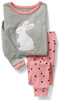Gap Bunny and dots sleep set