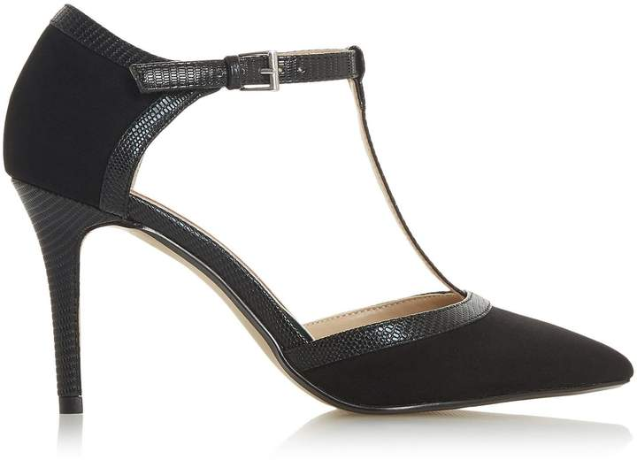 33f594d8f7c Womens *Head Over Heels By Dune Black 'Carlina' Ladies High Heel Shoes