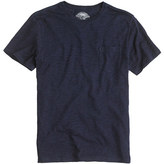 J.Crew Wallace & Barnes indigo pocket T-shirt