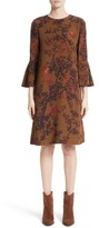 Lafayette 148 New York Women's Sidra Floral Print Silk Dress
