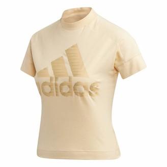 adidas Women's Id Glam Tee Shirt