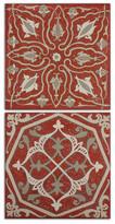 Uttermost 2 Piece Moroccan Tiles Artwork Set