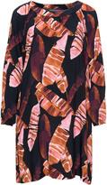 Studio Plus Size Printed dress