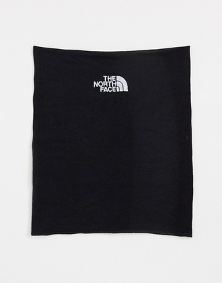 The North Face winter seamless gaiter in black