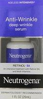 Neutrogena Ageless Intensives Anti-Wrinkle Deep Wrinkle Serum, 1 Fl. Oz