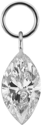 Maria Tash Marquise Diamond Earring Charm
