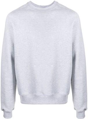 MSGM Logo Print Sweatshirt