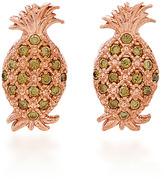 Begum Khan Pineapple Cufflinks