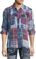 PRPS Spirit Plaid Sport Shirt