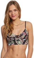 Hobie Swimwear Part of Your Swirl Bralette Midkini Top 8153594
