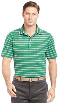 Ralph Lauren Striped Pima Lisle Polo Shirt