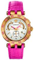 Versace V-Race Chrono Collection 23C811D002 S111 Women's Quartz Watch
