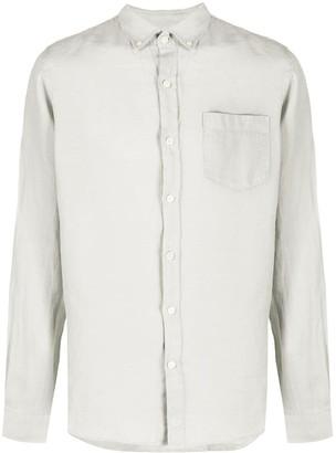 Ecoalf Buttoned Collar Shirt