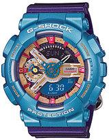 G-Shock Purple Ana-Digi S Series Watch