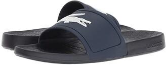 Lacoste Fraisier 318 1 P (Navy/White) Men's Shoes