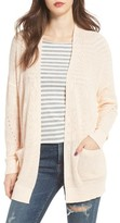BP Women's Open Front Cotton Cardigan