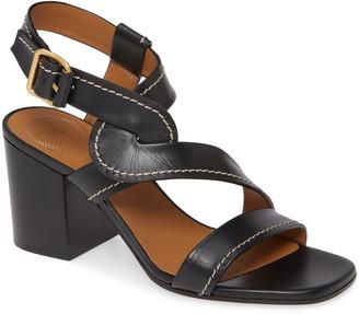 Chloé Candice Block Heel Sandal