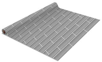 Simplify 2 Pack Subway Tile Self-Adhesive Shelf Liner