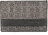 Salvatore Ferragamo logo embossed wallet - men - Leather - One Size
