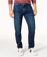 Tommy Hilfiger Men's Relaxed Tapered Carpenter Jeans
