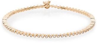 Sophie Bille Brahe 18kt gold De Tennis diamond bracelet
