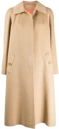 Aquascutum London 1970s coat