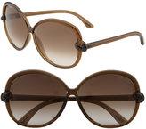 'Ingrid' Oversized Sunglasses