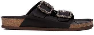 Marc Jacobs Redux grunge two-strap sandals