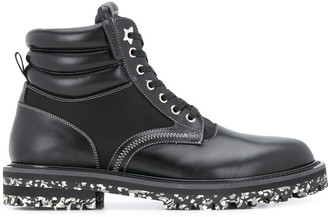 Jimmy Choo Odin lace-up boots