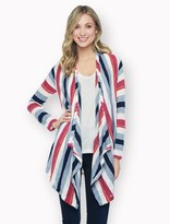 Splendid Rancho Stripe Loose Knit Cardi