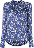 Christian Wijnants Tiya blouse - women - Silk - 36