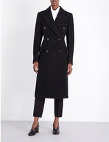 Jil Sander wool and cashmere blend coat