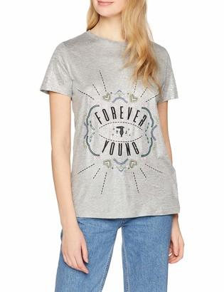 Trussardi Jeans Women's T-Shirt Jersey/Viscose Regular Fit